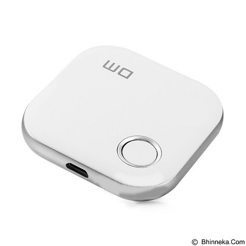 DM Wireless Expansion Ultra Mini Card Style 64GB for iOS/Android [WFD015] - White - Usb Flash Disk Basic 2.0
