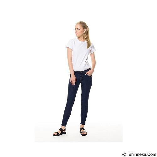 DOCDENIM Ladies Catrina Slim Comfort Fit Size M - Blue (Merchant) - Celana Jeans Wanita