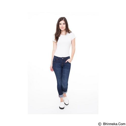 DOCDENIM Ladies Racheilla RU Super Slim Fit Size XL - Blue (Merchant) - Celana Jeans Wanita