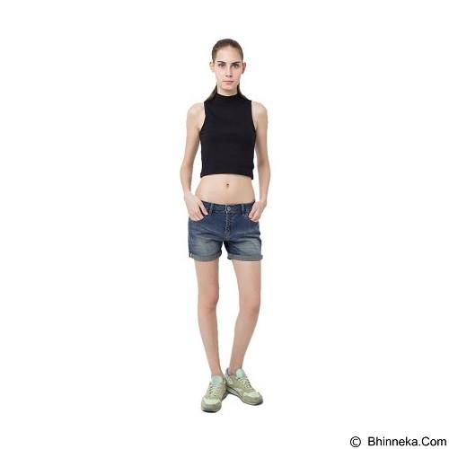 DOCDENIM Ladies Short Venuzz RU Slim Fit Size M - Blue (Merchant) - Celana Pendek Wanita