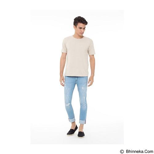 DOCDENIM Men Maximuzz RU Super Slim Fit Size 29 - Blue (Merchant) - Celana Jeans Pria