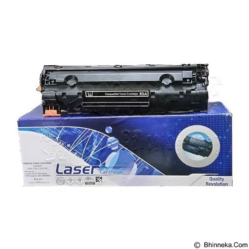 DOCTORINK Cartridge Laserjet Compatible HP P1010/P1020 (12A) (Merchant) - Toner Printer Refill