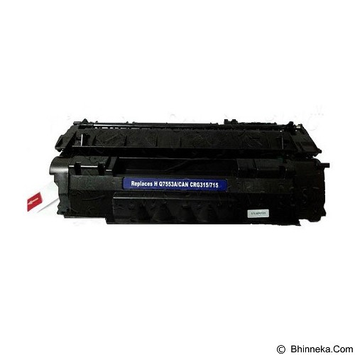 DOCTORINK Laserjet Compatible HP P2014 / P2015 / 2727 (53A) (Merchant) - Toner Printer Refill