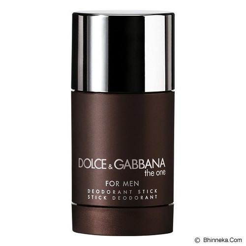 DOLCE GABBANA The One Deo Stick for Men - Deodorant Pria