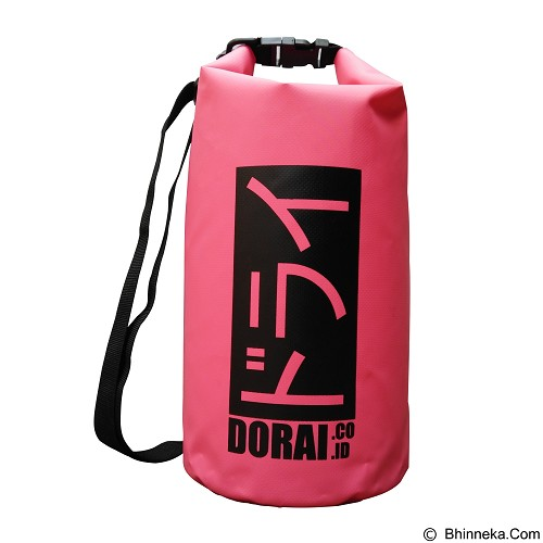 DORAI Cylinder Dry Bag - Pink - Waterproof Bag