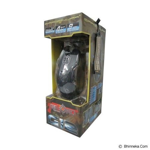 DRAGON WAR Reload - Gaming Mouse