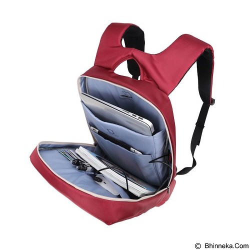 DTBG Backpack Laptop 15.6 Inch [D8120W] - Red (Merchant) - Notebook Backpack