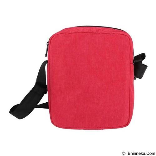 DTBG City Elite Messenger Bag 10.1 Inch [D8124W] - Red (Merchant) - Notebook Shoulder / Sling Bag