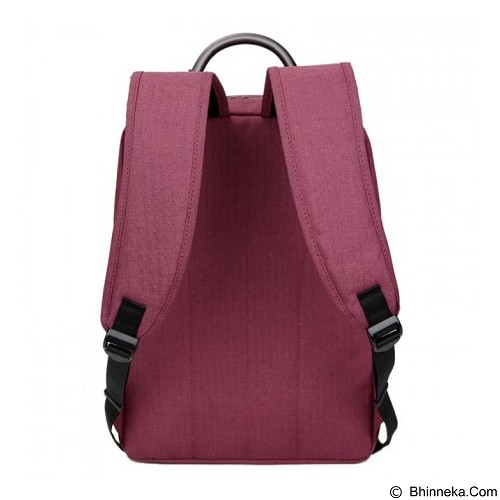 DTBG Laptop Bag 15.6 Inch [D8173W] - Red (Merchant) - Notebook Backpack