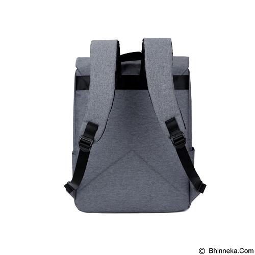 DTBG Laptop Bag 15.6 Inch [D8176W] - Light Grey (Merchant) - Notebook Backpack
