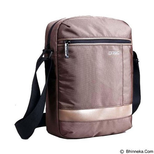 DTBG Shoulder Bag 10.1 Inch [D8056W] - Brown (Merchant) - Notebook Shoulder / Sling Bag