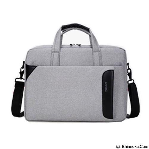 DTBG Shoulder Handbag Laptop 14.1 Inch [D8130W] - Grey (Merchant) - Notebook Shoulder / Sling Bag