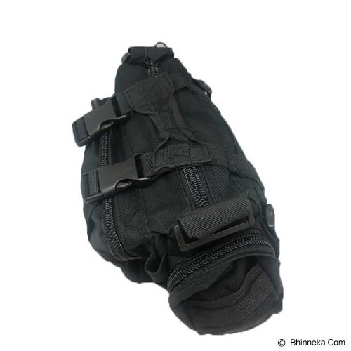 DUCITLET SHOP Tas Tactical [023] - Black - Sling-Bag Pria