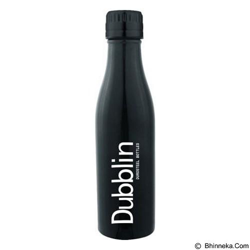 Dubblin Termos Vintage Stainless Steel 750 ml - Black (Merchant) - Botol Minum