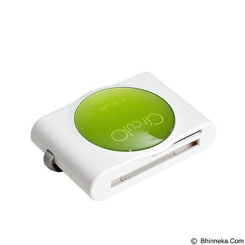 E-BLUE Circulo Sim + Card Reader - White (Merchant) - Memory Card Reader External