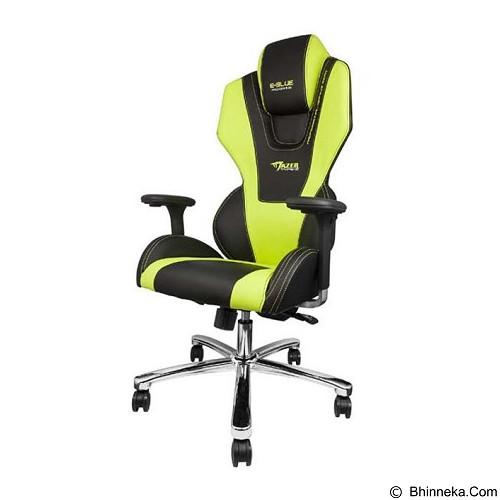 E-BLUE Cobra Gaming Chair - Green (Merchant) - Kursi Kantor