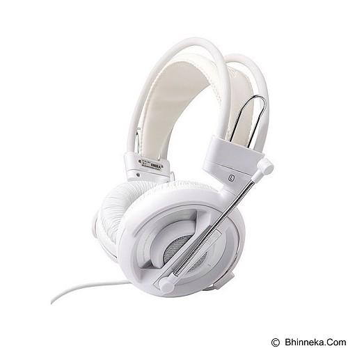 E-BLUE Cobra Gaming Headset - White (Merchant) - Gaming Headset