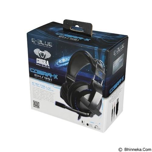 E-BLUE Cobra Type-X Gaming Headset (Merchant) - Gaming Headset