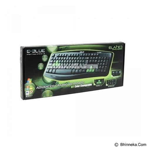 E-BLUE Elated Gaming Keyboard (Merchant) - Gaming Keyboard