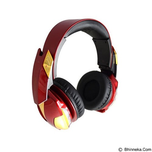 E-BLUE Iron Man 3 Gaming Headset Bluetooth + NFC (Merchant) - Gaming Headset