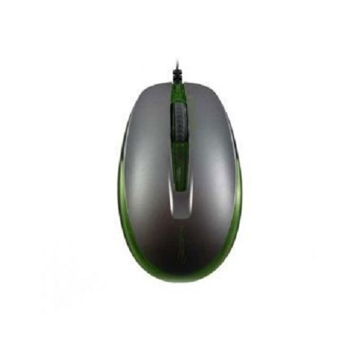E-BLUE Nion2 Retractable Mouse - Silver - Mouse Mobile