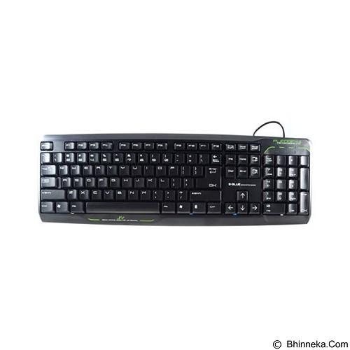 E-BLUE Pledge Keyboard USB (Merchant) - Keyboard Desktop