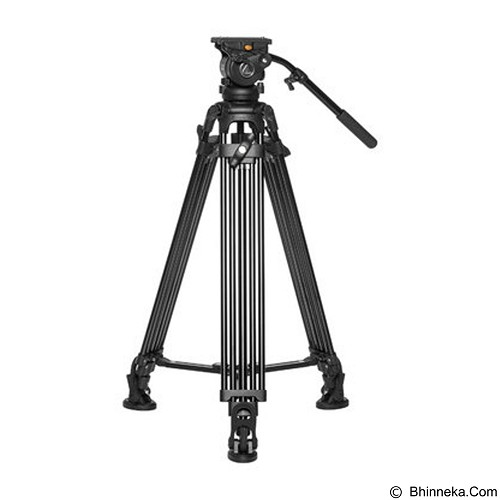 E-IMAGE Professional Video Tripod EG-05A2 - Tripod Combo With Head