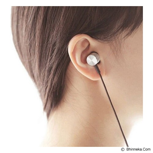 EARFUN Earphone Fashionable Colorful [EF-E4] - Black - Earphone Ear Monitor / IEM