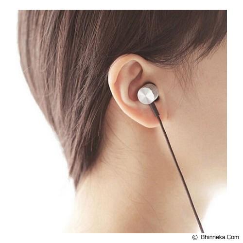 EARFUN Earphone Fashionable Colorful [EF-E4] - Black - Earphone Ear Monitor / Iem