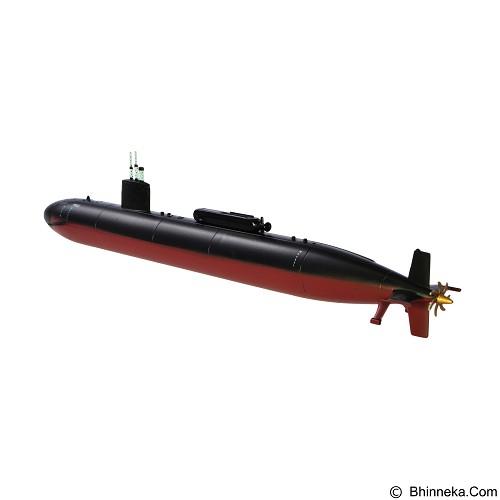 EASY MODEL Kapal Selam Tempur USS Greeneville SSN 772 (Merchant) - Die Cast