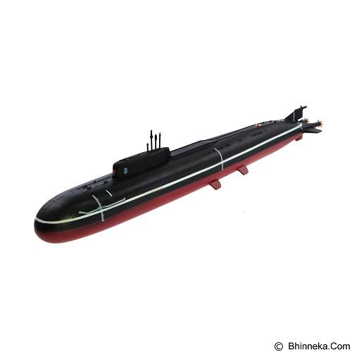 EASY MODEL Miniatur Kapal Selam Russian Navy Oscar II Class (Merchant) - Die Cast
