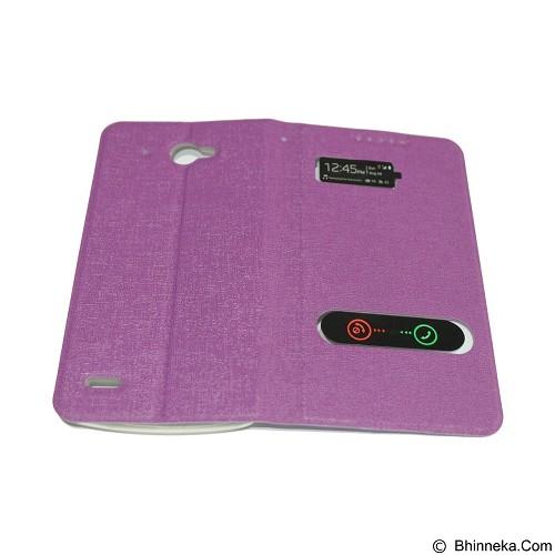 EASYBEAR Flipcover/Flipshell/Casing for Lenovo S920 View - Purple (Merchant) - Casing Handphone / Case