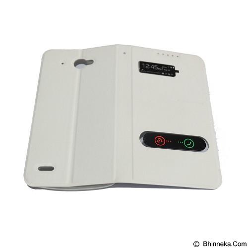 EASYBEAR Flipcover/Flipshell/Casing for Lenovo S920 View - White (Merchant) - Casing Handphone / Case