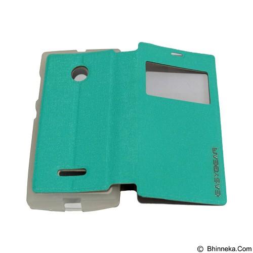 EASYBEAR Flipcover/Flipshell/Casing for Microsoft Lumia N435 View - Tosca (Merchant) - Casing Handphone / Case
