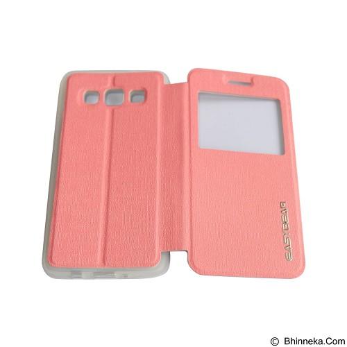 EASYBEAR Flipcover/Flipshell/Casing for Samsung Galaxy A300F/A3 View - Soft Pink (Merchant) - Casing Handphone / Case