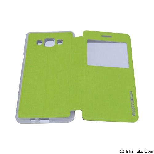 EASYBEAR Flipcover/Flipshell/Casing for Samsung Galaxy A500F/A5 View - Green (Merchant) - Casing Handphone / Case