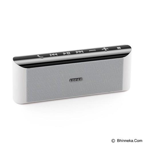 EDIFIER Bluetooth Portable Speaker [MP233] - White (Merchant) - Speaker Bluetooth & Wireless