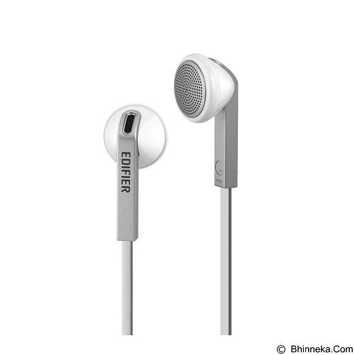 EDIFIER Earphone [H190] - White - Earphone Ear Bud