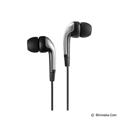 EDIFIER Earphone [H220] - Black - Earphone Ear Monitor / Iem
