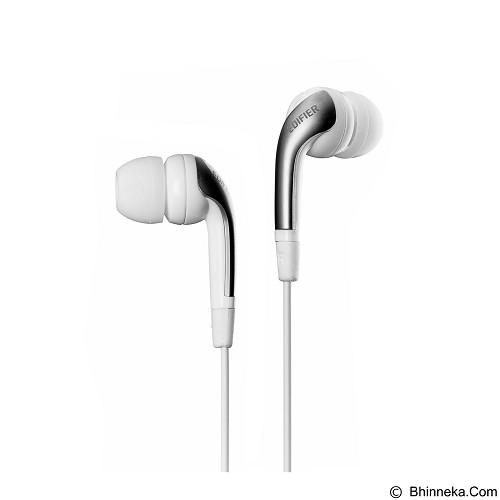 EDIFIER Earphone [H220] - White - Earphone Ear Monitor / Iem