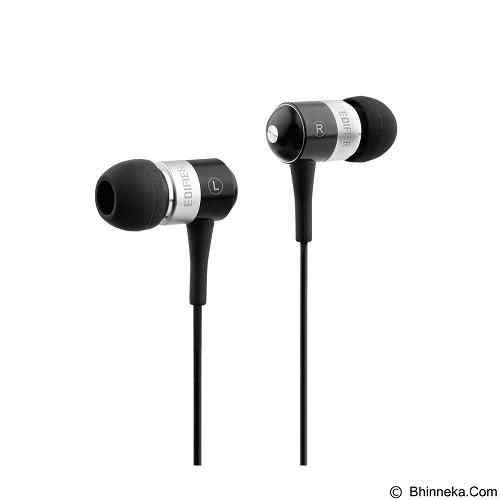 EDIFIER Earphone [H285] - Black - Earphone Ear Monitor / Iem