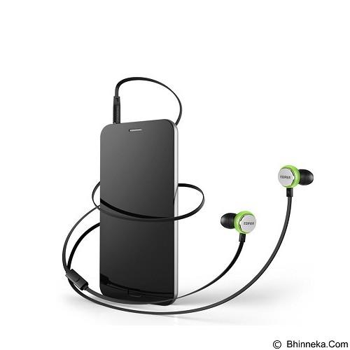 EDIFIER Earphone [P293] - Green - Earphone Ear Monitor / Iem