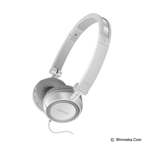 EDIFIER Headphone [H650] - White - Headphone Portable