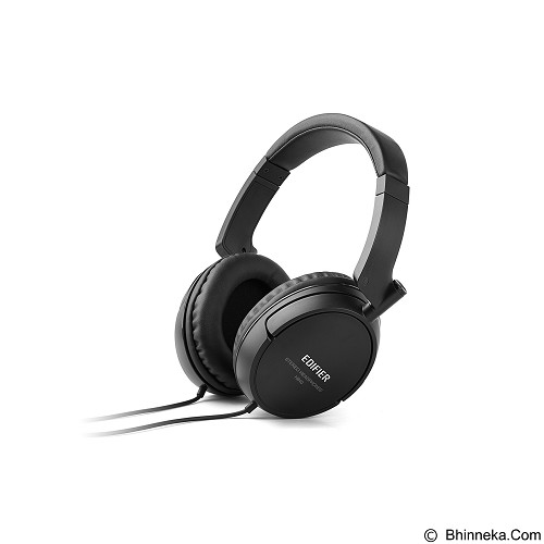 EDIFIER Headphone [H840] - Black - Headphone Full Size