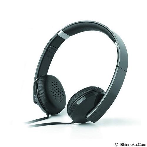 EDIFIER Headphone with Microphone [H750P] - Black (Merchant) - Headphone Portable
