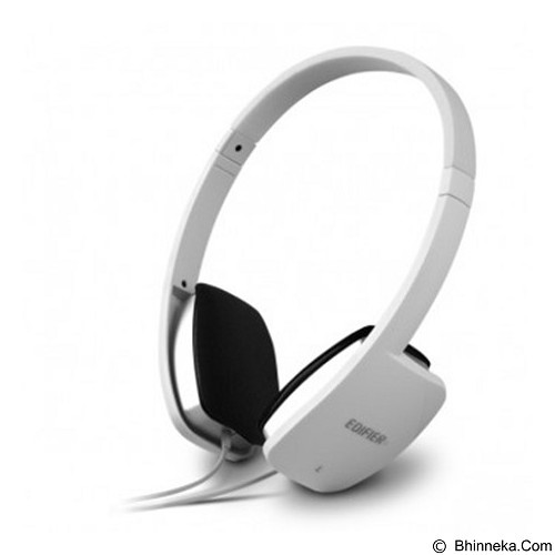 EDIFIER Headphone with Microphone [K680] - White (Merchant) - Headphone Portable
