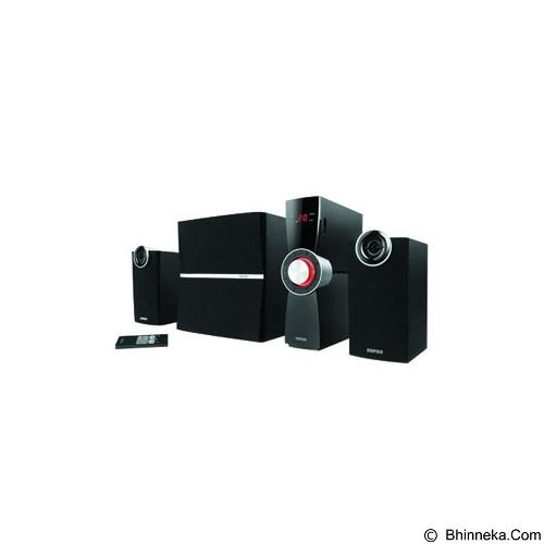 EDIFIER Multimedia Speaker 2.1 [C2XD] - Black (Merchant) - Speaker Computer Performance 2.1