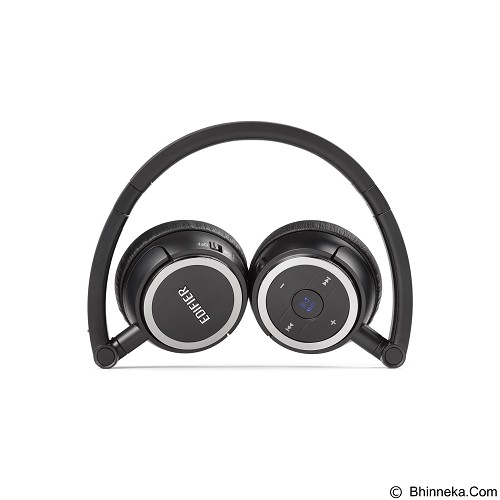 EDIFIER Wireless Headphone [W670BT] - Black - Headset Bluetooth