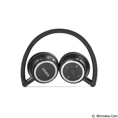 EDIFIER Wireless Headphone [W670BT] - Black - Headset Bluetooth