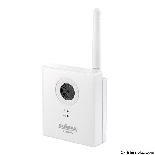 EDIMAX 1.3Mpx Wireless Network Camera [IC-3015Wn] (Merchant) - Ip Camera